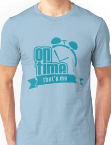 ON TIME Unisex T-Shirt