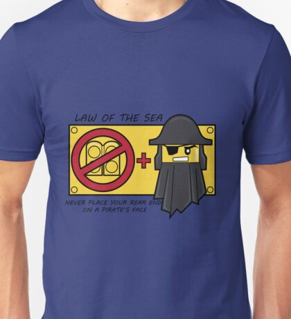 Law of the Sea T-Shirt