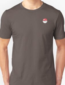 Pokeball red! Unisex T-Shirt