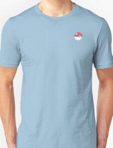 Pokeball red! Unisex T-Shirt