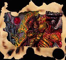 Diablo Rising by PircanStudios