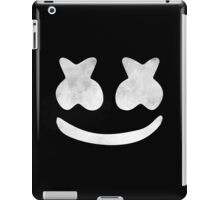 Marshmello Watercolor (White) iPad Case/Skin