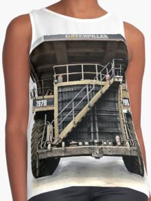 Over High Truck Contrast Tank