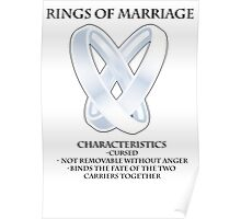 Rings of marriage Poster