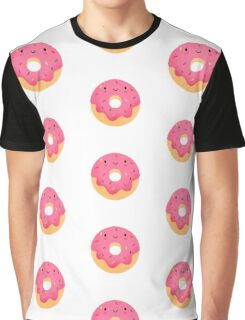 Happy donut Graphic T-Shirt