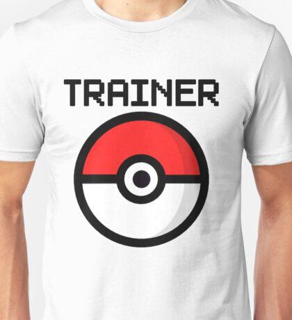 PKM Go Trainer Unisex T-Shirt