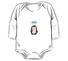 Penguin with popsicles   One Piece - Long Sleeve