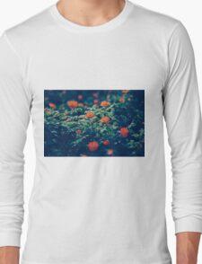 Moody Blooms Long Sleeve T-Shirt