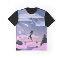And She's Gone Graphic T-Shirt