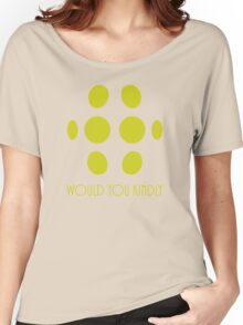 Bioshock - Big Daddy - Would You Kindly Women's Relaxed Fit T-Shirt