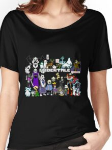 Undertale - Background Women's Relaxed Fit T-Shirt