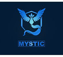 Pokemon Team Mystic Photographic Print