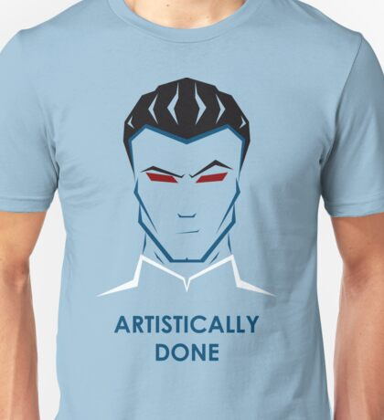 Artistically Done Unisex T-Shirt