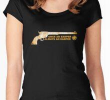 Always an earper Women's Fitted Scoop T-Shirt