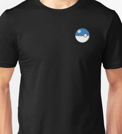 Pokeball Blue! Unisex T-Shirt