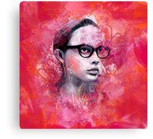 girl*queen Canvas Print
