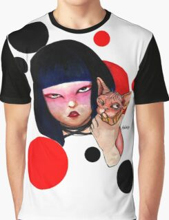 Japanese style Graphic T-Shirt