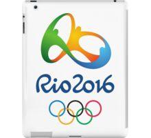 Olympic Rio 2016 - Best Logo iPad Case/Skin