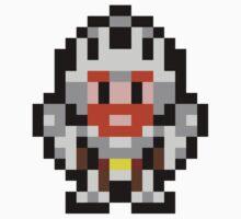 Pixel Sir Arthur One Piece - Long Sleeve
