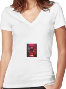 Lego - Anakin Women's Fitted V-Neck T-Shirt