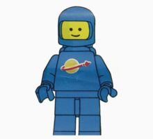 Blue Spaceman Benny by redcow