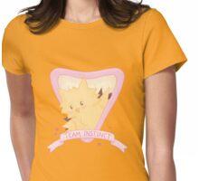 Kawaii Team Instinct Logo Womens Fitted T-Shirt
