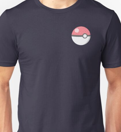 Pokeball cutie! Unisex T-Shirt