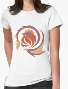 Emperor of Flames - Teostra Womens Fitted T-Shirt