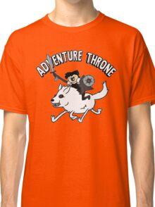 Adventure Time Parody Classic T-Shirt