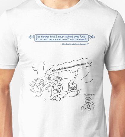 Ptilouk.net - Spleen IV T-Shirt