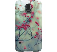 Winter Berries Samsung Galaxy Case/Skin