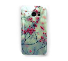 Winter Berries Samsung Galaxy Case/Skin
