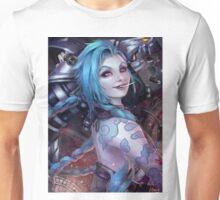 jinx - league of legend Unisex T-Shirt