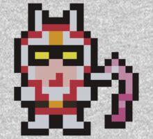 Pixel Viewtiful Joe One Piece - Long Sleeve
