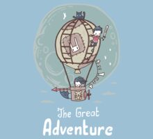 The Great Adventure Baby Tee