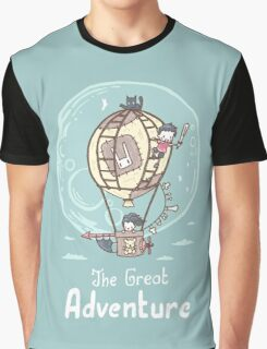 The Great Adventure Graphic T-Shirt