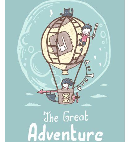 The Great Adventure Sticker