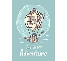 The Great Adventure Photographic Print