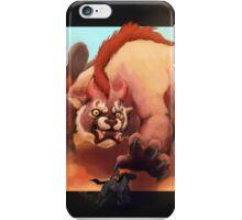 Great Oni iPhone Case/Skin