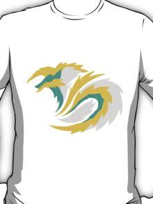 Full Moon's Lightning - Jinouga T-Shirt