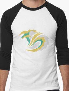 Full Moon's Lightning - Jinouga Men's Baseball ¾ T-Shirt