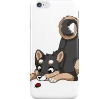 Shiba Inu - Black & Tan iPhone Case/Skin
