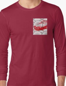 Touch of red Long Sleeve T-Shirt