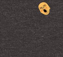 Yawning Baby Bald Man Bored at Work Unisex T-Shirt