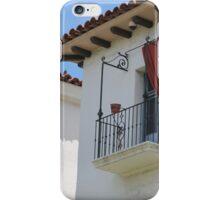 Santa Barbara Courthouse iPhone Case/Skin