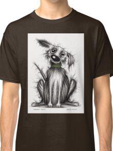 Scruffy mutt Classic T-Shirt