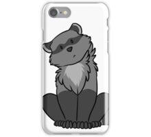Cutie Racoon iPhone Case/Skin