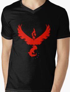 Valor Mens V-Neck T-Shirt
