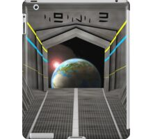 Space Ship iPad Case/Skin