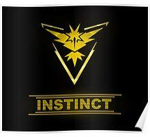 Pokemon Team Instinct Poster